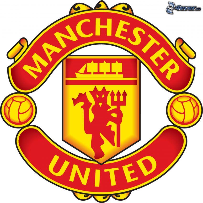 Manchester United, soccer, emblem
