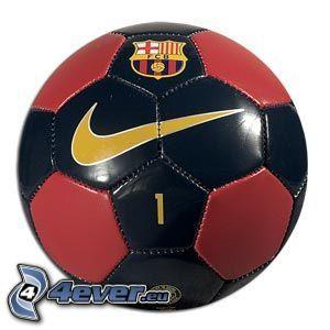 Nike ball, FC Barcelona