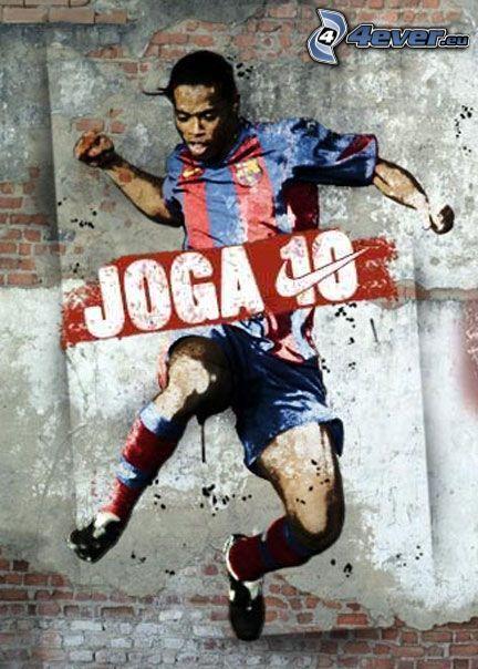 yoga, soccer