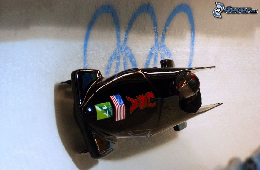bobsledding