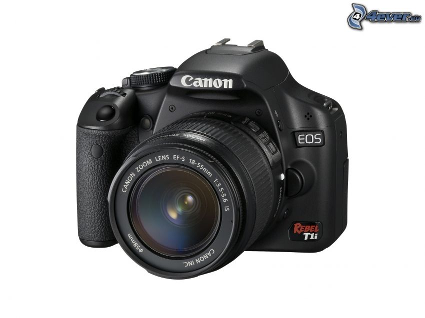 camera, Canon EOS 550D