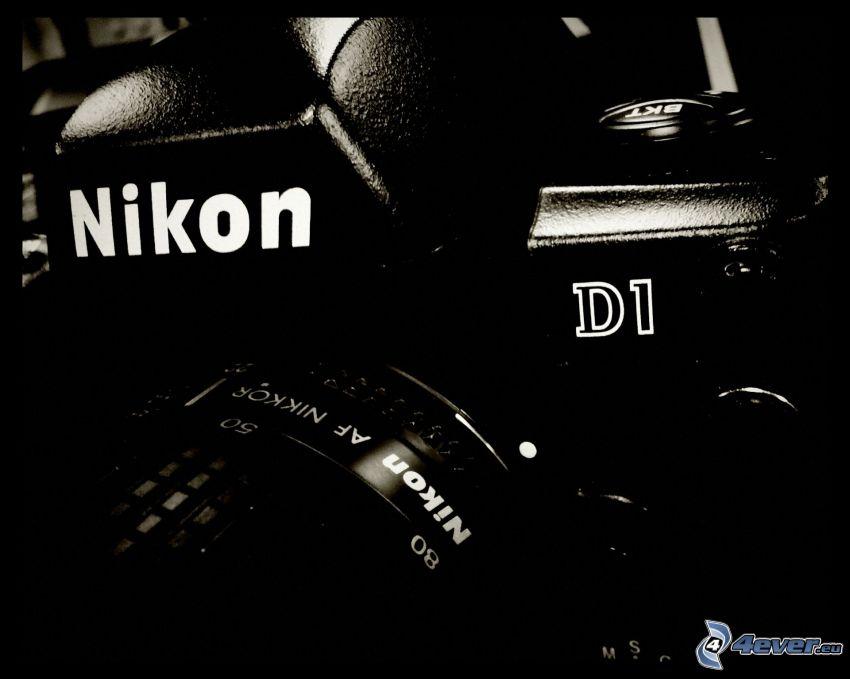 camera, Nikon
