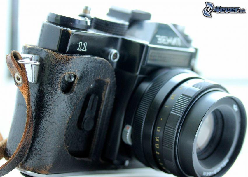 camera, Zenit