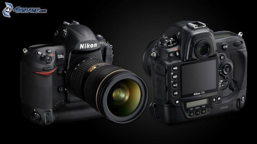 cameras, Nikon