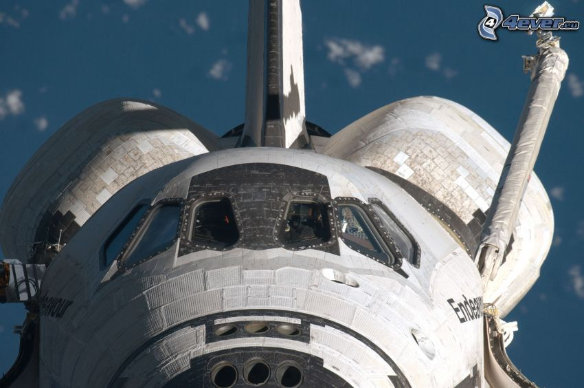 Endeavour, Space Shuttle