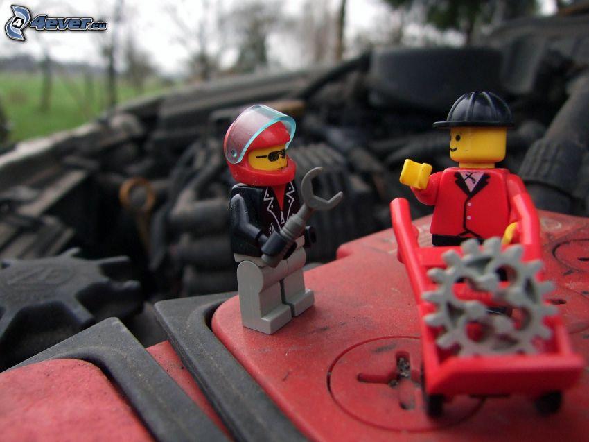 figures, Lego