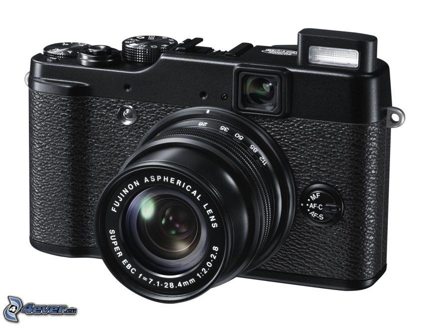 Fujifilm X10, camera