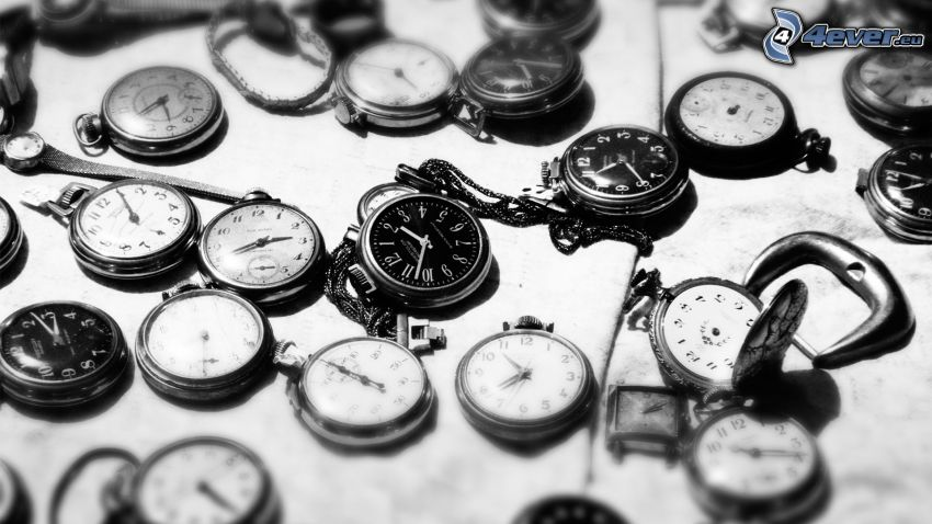 historic clocks