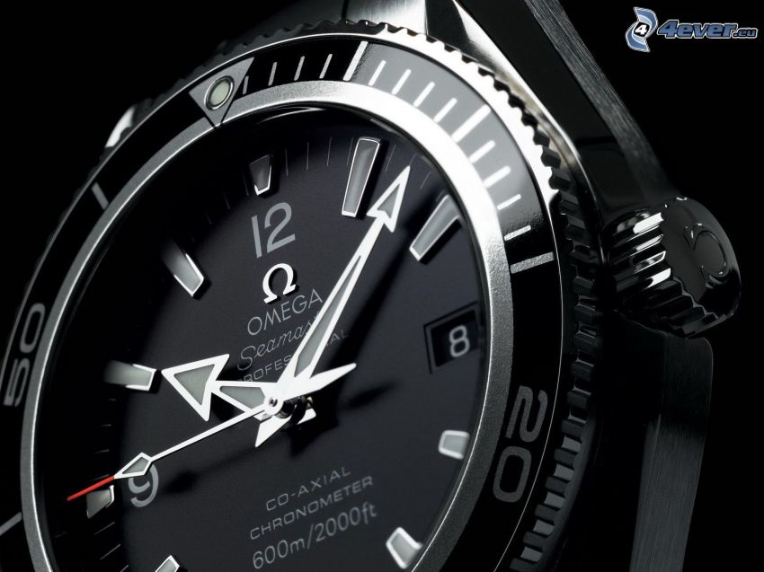 Omega, watch