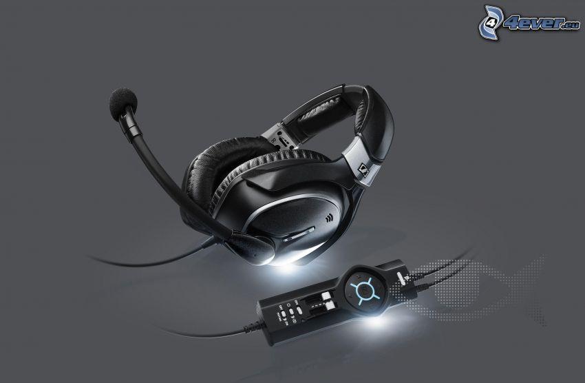 Sennheiser S1, headphones