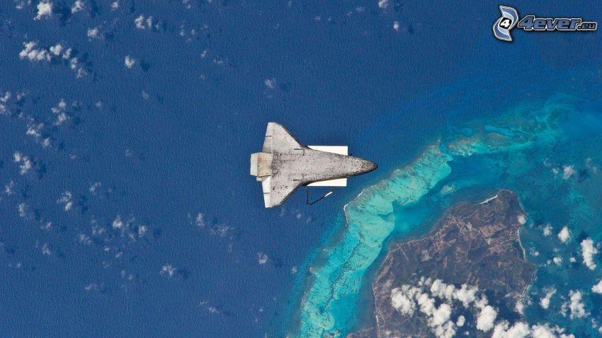 Space Shuttle, Earth