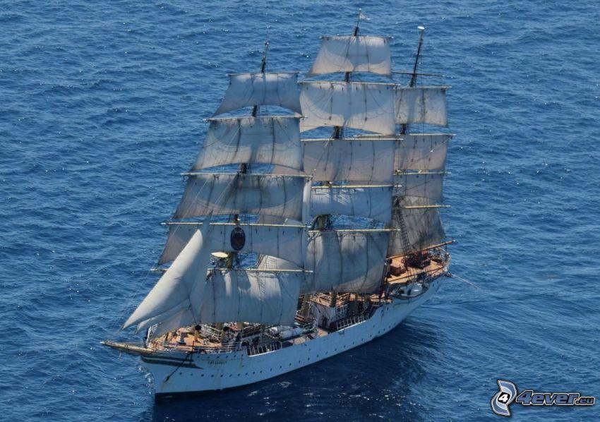 Sørlandet, sailing boat