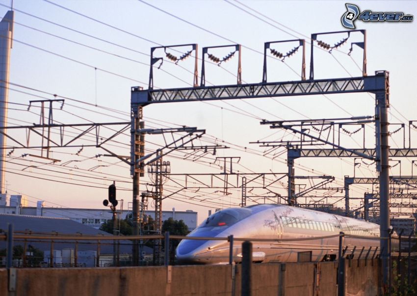CRH3, high speed train, China