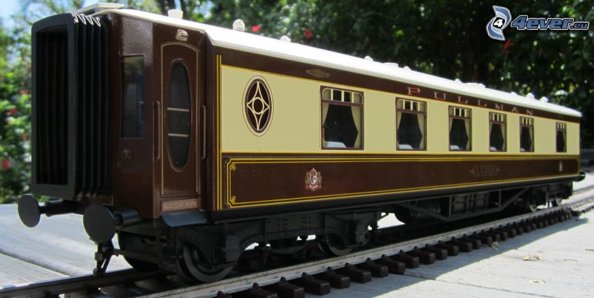 Orient Express, rail car, Pullman