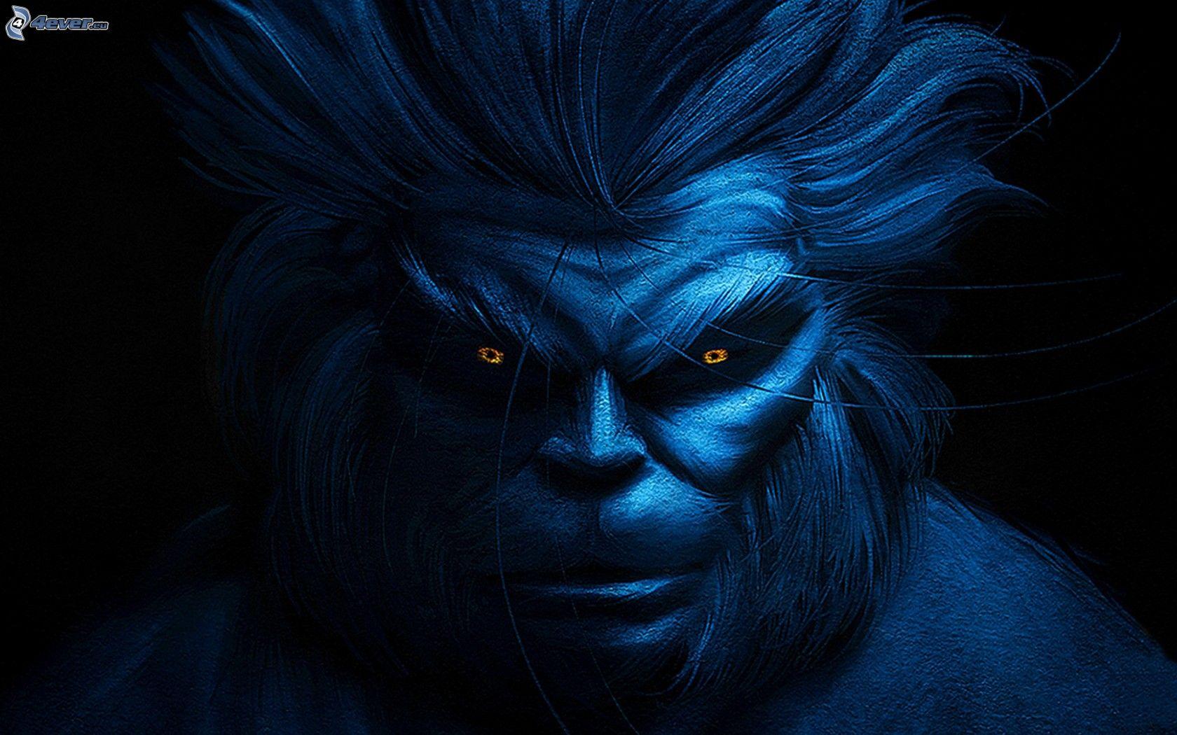 Download Wallpaper Marvel Beast - x-men,-monster-209656  HD_463459.jpg