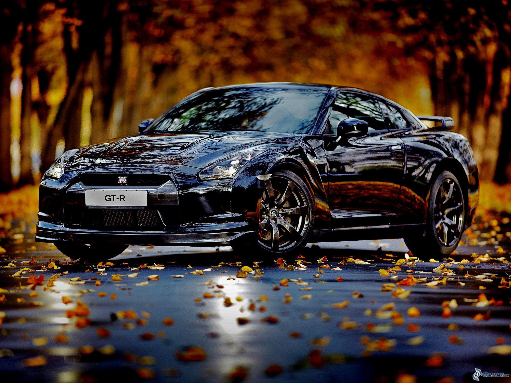 Nissan Skyline Gt R R35