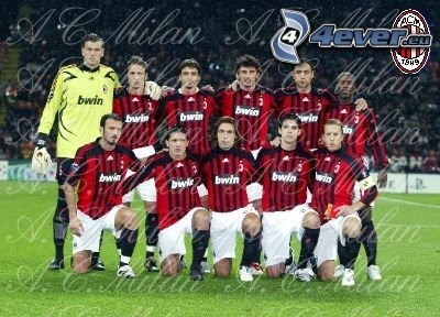Milan ac milan voltagebd Images