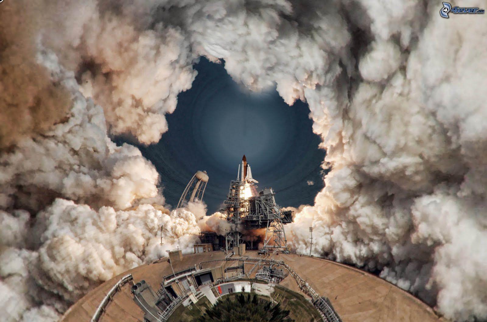 start space shuttle